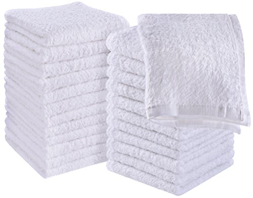 Utopia Towels Cotton Washcloths 24 product image