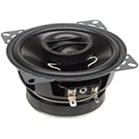 Powerbass S-4002 4-Inch Coaxial OEM Speakers, Set of 2