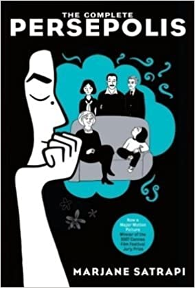Image result for persepolis book