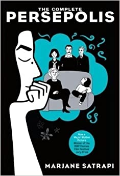 Image result for persepolis book cover