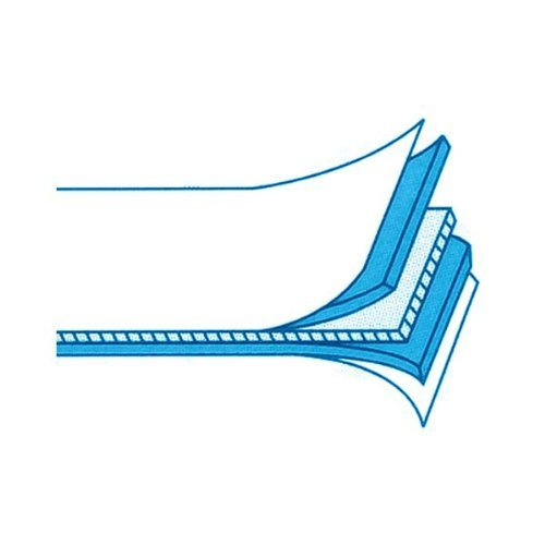 (Dahle 10682 Vantage Cutting Mat Clear 18 Inch by DAHLE USA)