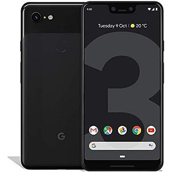 Amazon com: Google Pixel 3 XL (2018) G013C 64GB - 6 3