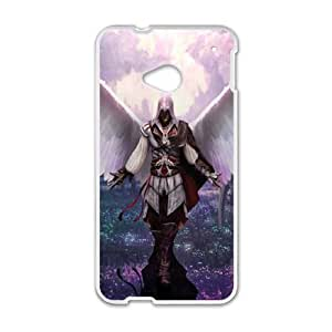 HTC One M7 phone cases White Assassin's Creed fashion cell phone cases HYTE5038963