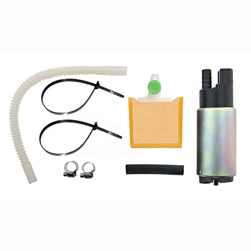 HFP-385-AP4 Aprilia ETV 1000 Capo Nord ETV1000 Caponord 2001-2007 Motorcycle Fuel Pump with Installation Kit Quantum Fuel Systems