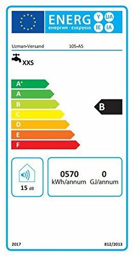 Calentador de agua instantáneo eléctrico 3 niveles 3kw 5kw 7kw 230 Volt Ducha eléctrica: Amazon.es: Bricolaje y herramientas