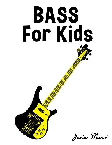 Bass for Kids: Christmas Carols, Classical Music, Nursery Rhymes, Traditional & Folk Songs! Christmas Bass