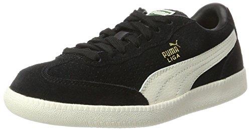 Gold Adulto Puma Perf black White Zapatillas Liga Negro whisper Team Suede Unisex wqPxqaTEXp