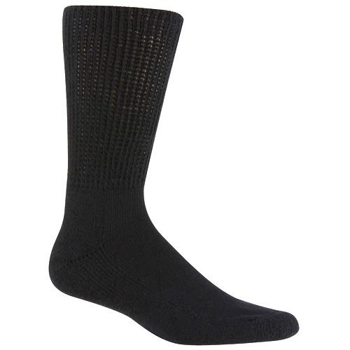 UPC 036765244205, Medicool DIASB Diasox-Small Black Diabetic Socks
