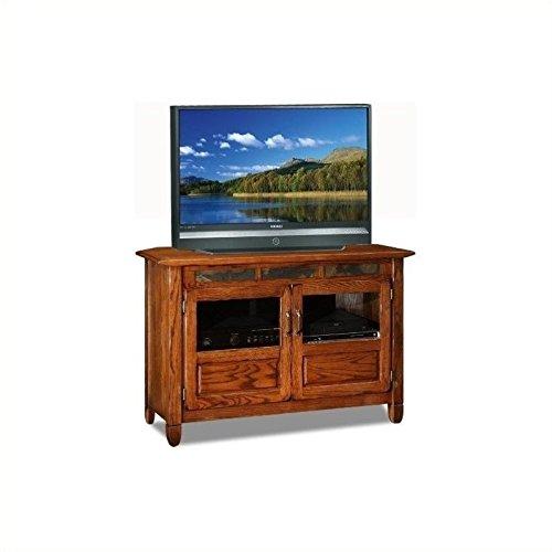 Leick 89046 Riley Holliday Rustic Oak 46-Inches TV (Oak Wood Slate)