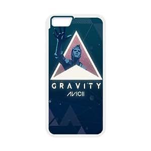 iPhone 6 Plus 5.5 Inch Cell Phone Case White Avicii Gravity VIU909964