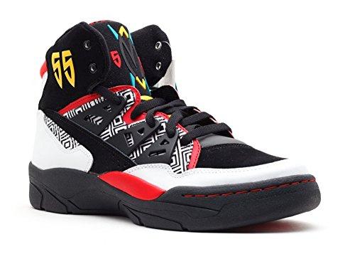 Zapatillas De Baloncesto Sintéticas Adidas Hombres Mutombo
