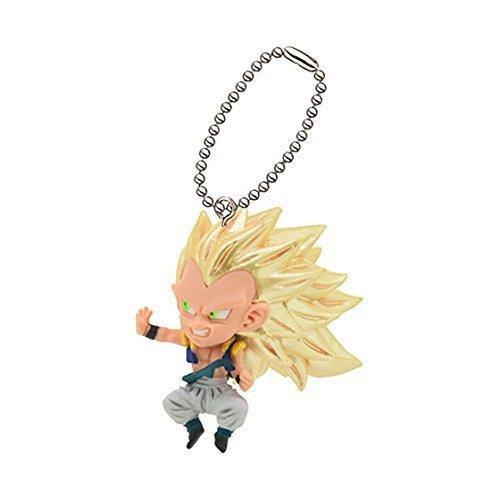 Dragon Ball Cho Figure Swing Keychain~UDM The Best 12~S.S 3 Gotenks