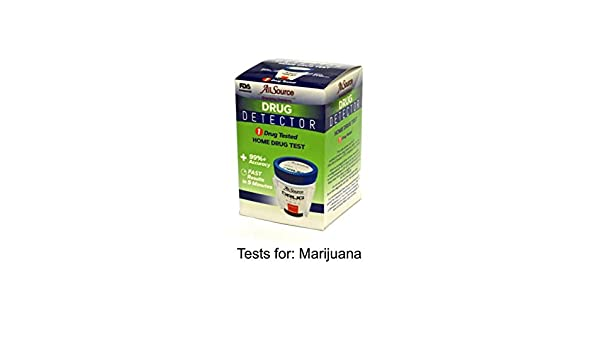 Amazon.com: AllSource Drug Detector, Home Marijuana Test: Health & Personal Care