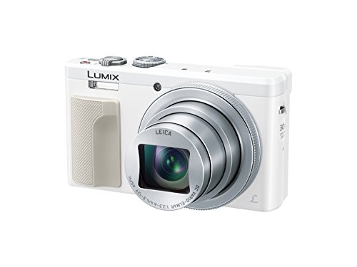 Panasonic digital camera Lumix TZ85 optical 30 times white D