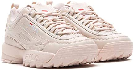 Fila Disruptor 2 Pink Flamingo Shoes Chaussures Baskets