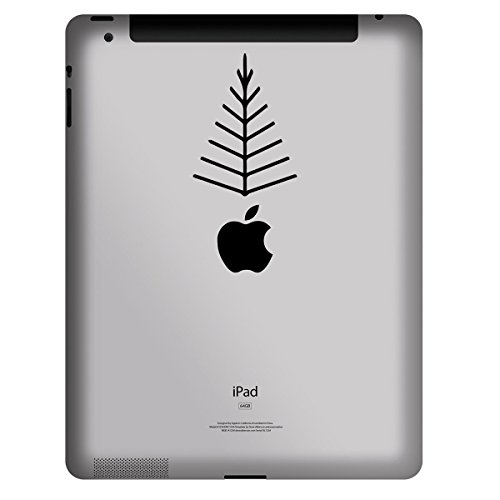 stickany-tablet-decal-series-twig-tree-arrow-head-sticker-for-ipad-galaxy-tab-and-android-tablets-bl