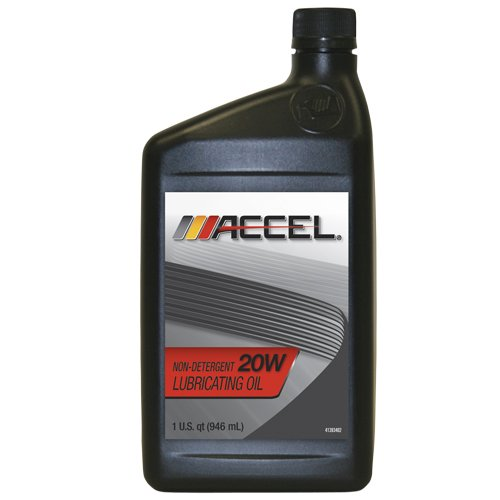 accel-60318-sae-20-non-detergent-motor-oil-1-quart-bottle-case-of-12