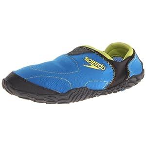 Speedo Men's Offshore Amphibious Pull On Water Shoe,Imperial Blue/Black,8 M US