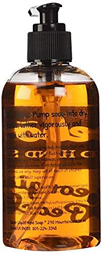 Sebon Honey & Almond Olive Oil Liquid Hand Soap
