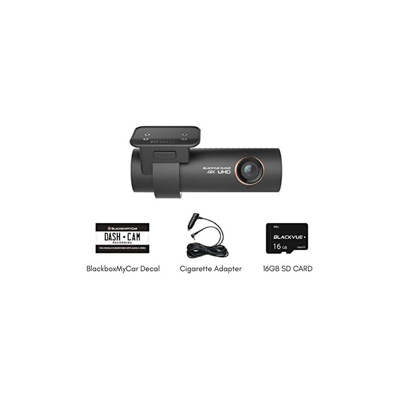 Blackvue DR900S-1CH | 4K Dashcam | 1-Cha