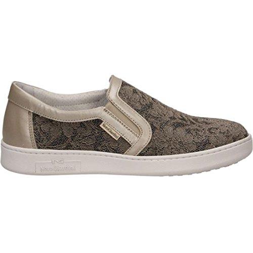 Nero Giardini - Zapatillas para deportes de exterior para mujer beige TóRTOLA 37 beige Size: 36: Amazon.es: Zapatos y complementos