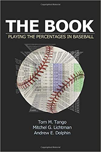 The Book: Playing the Percentages in Baseball book cover