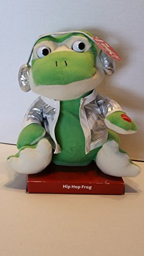Hip Hop Frog - Sings a