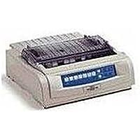 Okidata Microline 62418703 ML420n Dot Matrix Printer for Windows 3.x, 95, 98- 570 cps - 9-pin - 24000 Pages (Certified Refurbished)