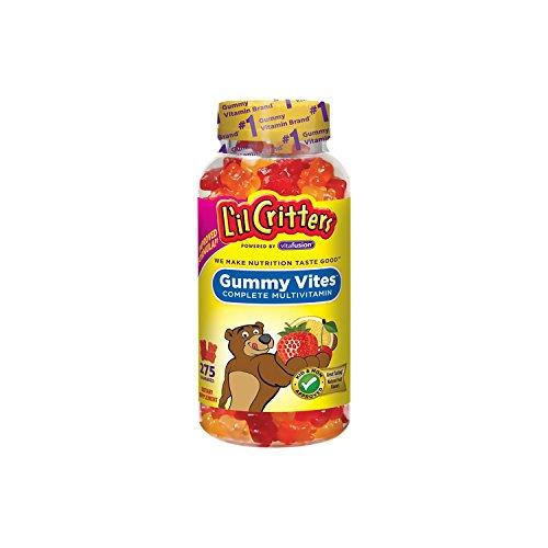 L'il Critters Gummy Vites Gummy Bears (275 ct.) (Lil Critters Gummy Vites 275)