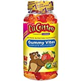 L'il Critters Gummy Vites Gummy Bears (275 ct.) (pack of 2)