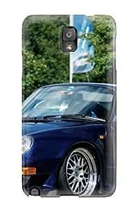 Premium Porsche93 Gt2 Heavy-duty Protection Case For Galaxy Note 3