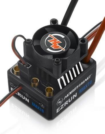 HobbyWing Automobile 30102602 Ezrun Max10 60A Sensor Less Brushless Esc