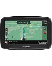 """TomTom navigatie GO Classic 5"""", met premium TomTom Traffic en 1 maand proefperiode Flitsmeldingen, kaart Europa, updates via WiFi en geïntegreerde omkeerbare houder"""