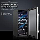 Ivation 18 Bottle Compressor Wine Cooler