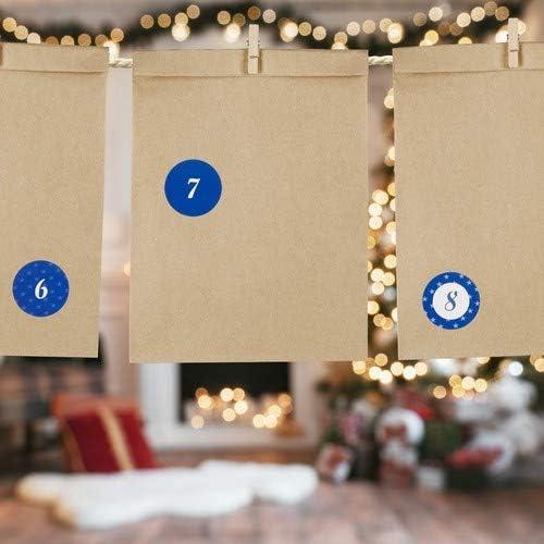 Itenga Set nous dire merci 24x Cadeau Pochettes Cadeau Mariage Motif 24