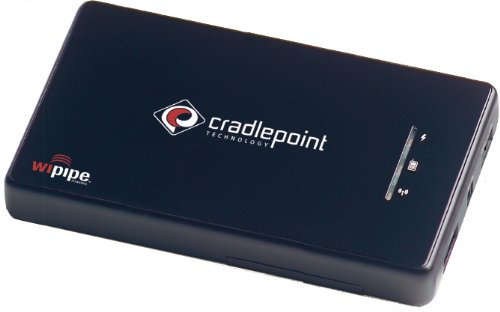 CradlePoint PHS300 Personal Hotspot - Wireless access point