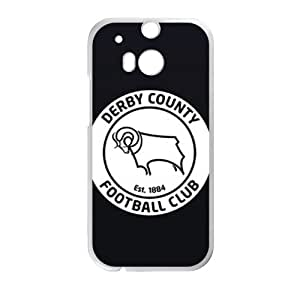HGKDL Derby county logo Phone Case for HTC One M8