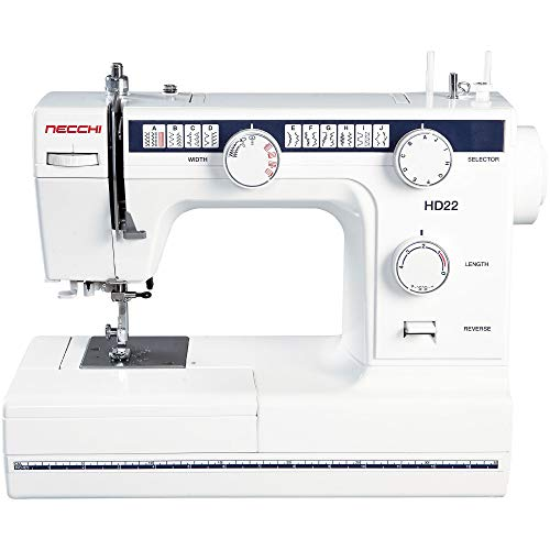 Necchi Hd22 Sewing Machine White