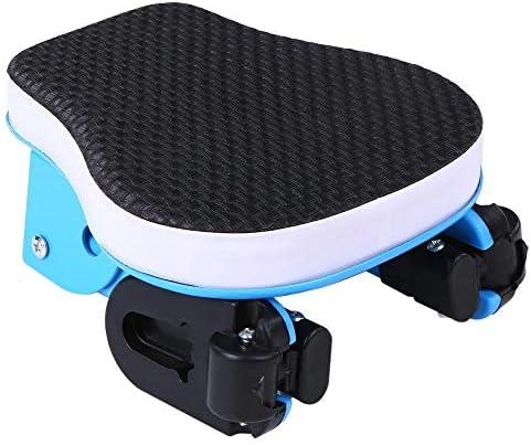 自転車 防水 サドル マウンテンバイクのフロントマウント子供自転車座席用キッズキャリア子供の安全フロントシートサドルクッション ロードバイクに最適 (Color : 1, Size : One size)
