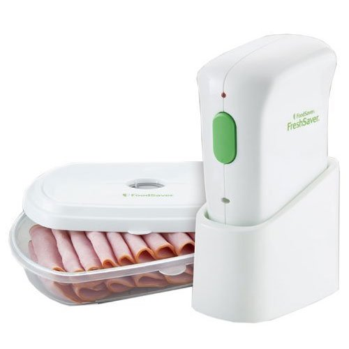 FoodSaver FSFRSH0055 FreshSaver Handheld Vacuum-Sealing System