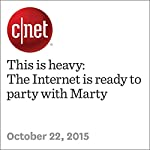 This is heavy: The Internet is ready to party with Marty   Terry Collins