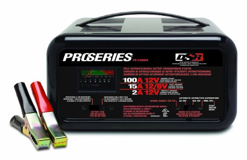 Proseries Battery Charger - 4