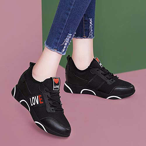 Student Shoes Shoes High Sports 41 Running Students black School Hop Hip Running Leisure SFSYDDY wYn5CxX5
