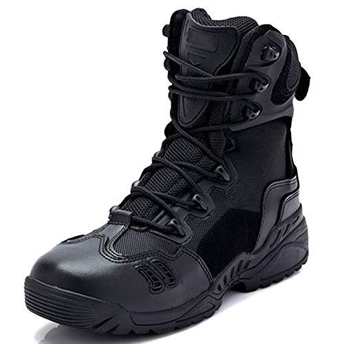 JPFCAK, Outdoor, Desert Boots, Combat Boots, Motorcycle Boots, High-top,...