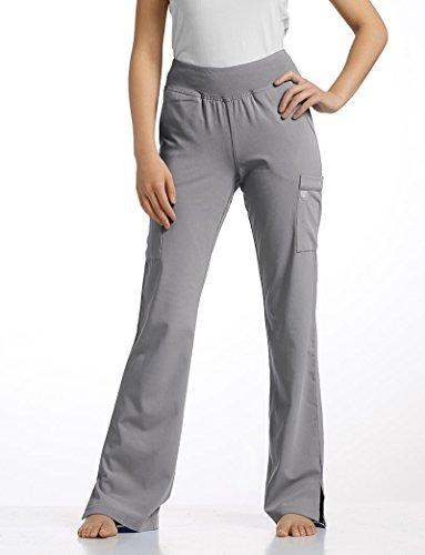 59aefe924ad30 Marvella by White Cross Women's Elastic Waist Yoga Scrub Pant - Buy ...