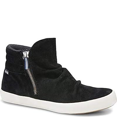 Keds Women's Midtown Zip Suede WX Sneaker