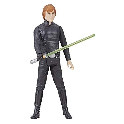 Star Wars Galaxy of Adventures Luke Skywalker Action