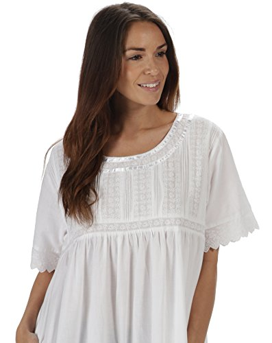 Nightgown Cotton Sizes XS 3XL Helena product image