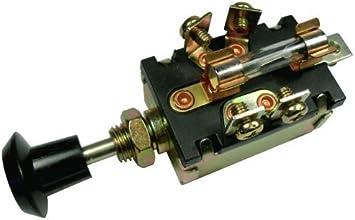 AMNEN Universal Headlight Switch//Push-Pull Switch 4 Positions AM-710