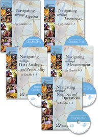 Navigating Through Measurement In Grades 3-5 (Principles and Standards for School Mathematics Navigations Series)